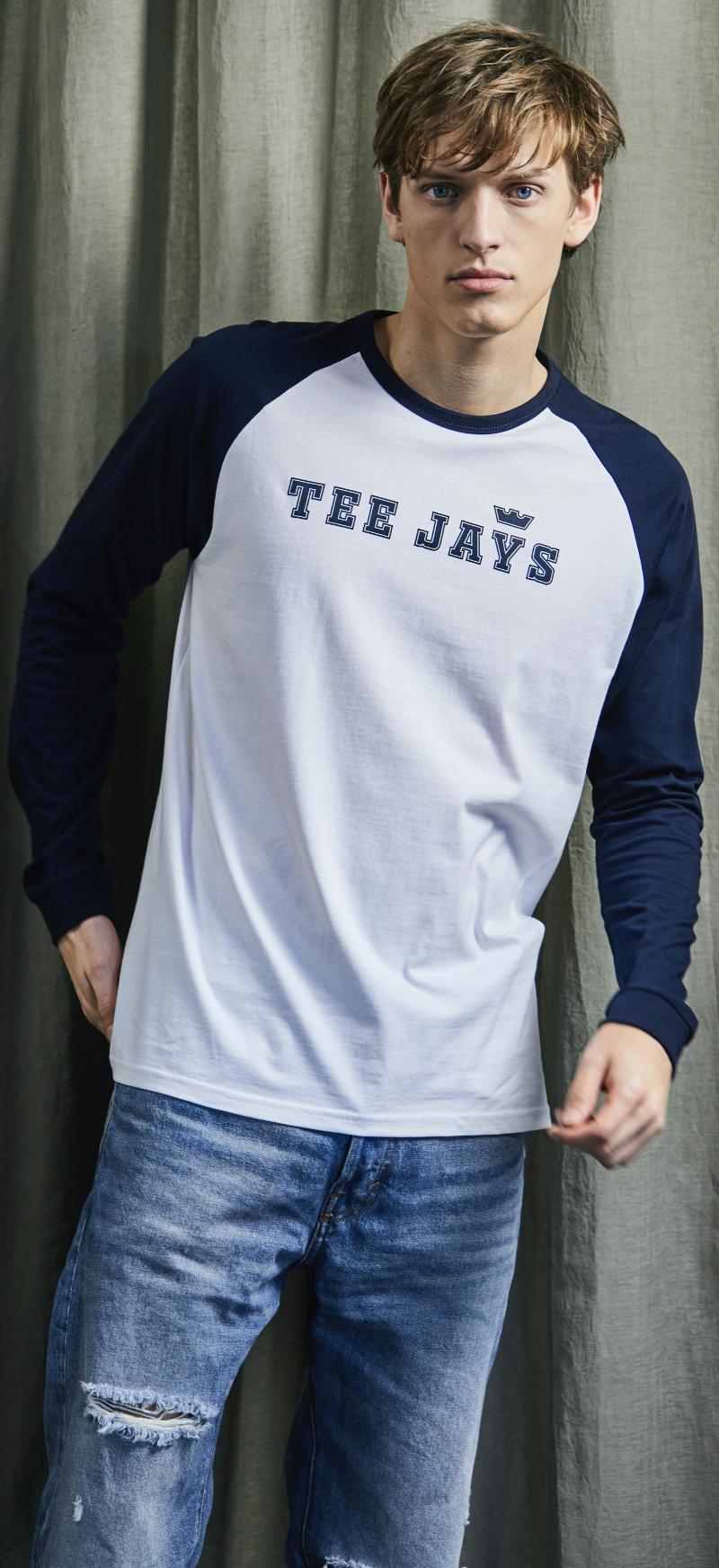 Tee Jays Baseball Tee