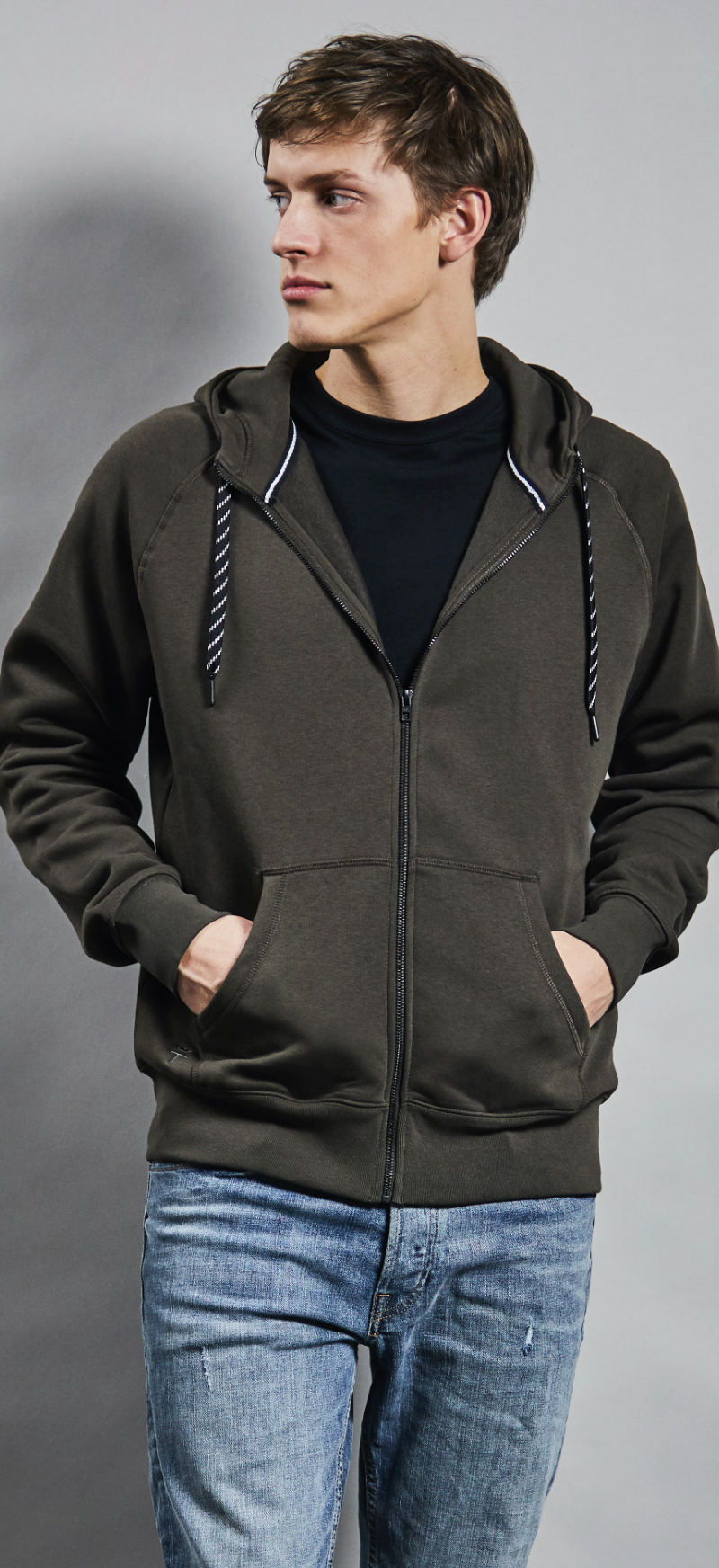 Signature Fashion Full Zip Hoodie