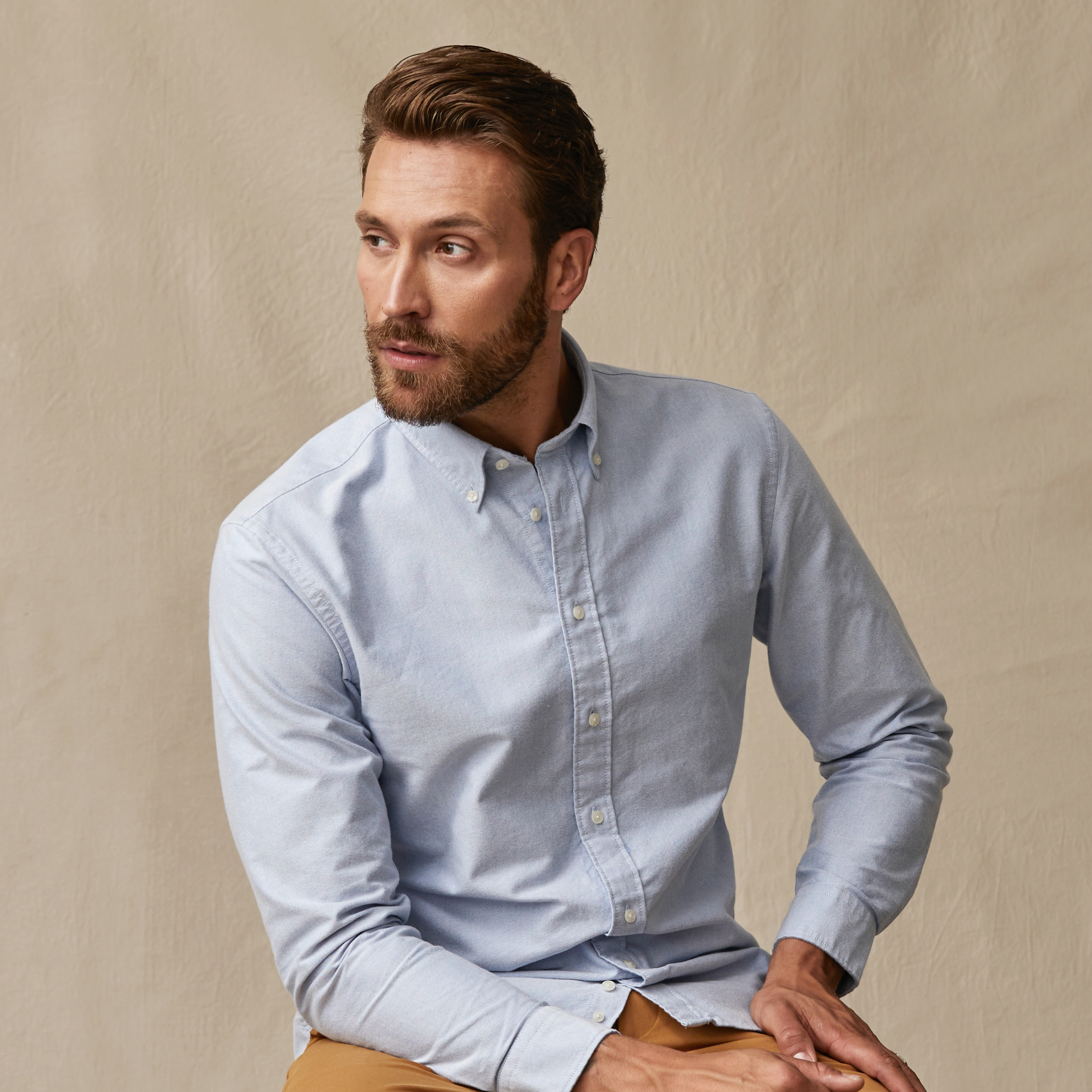 Classic Perfect Oxford Shirt