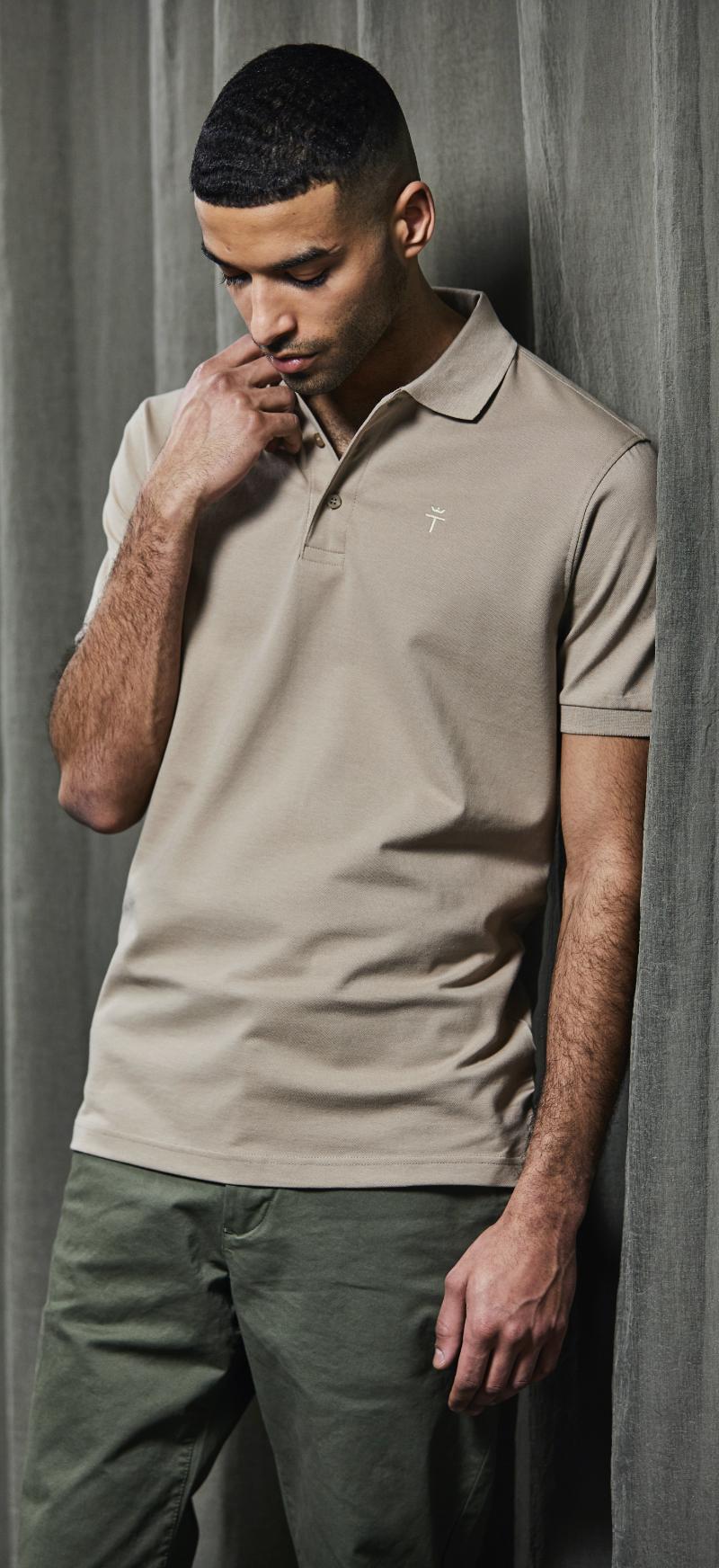 Signature Luxury Stretch Polo