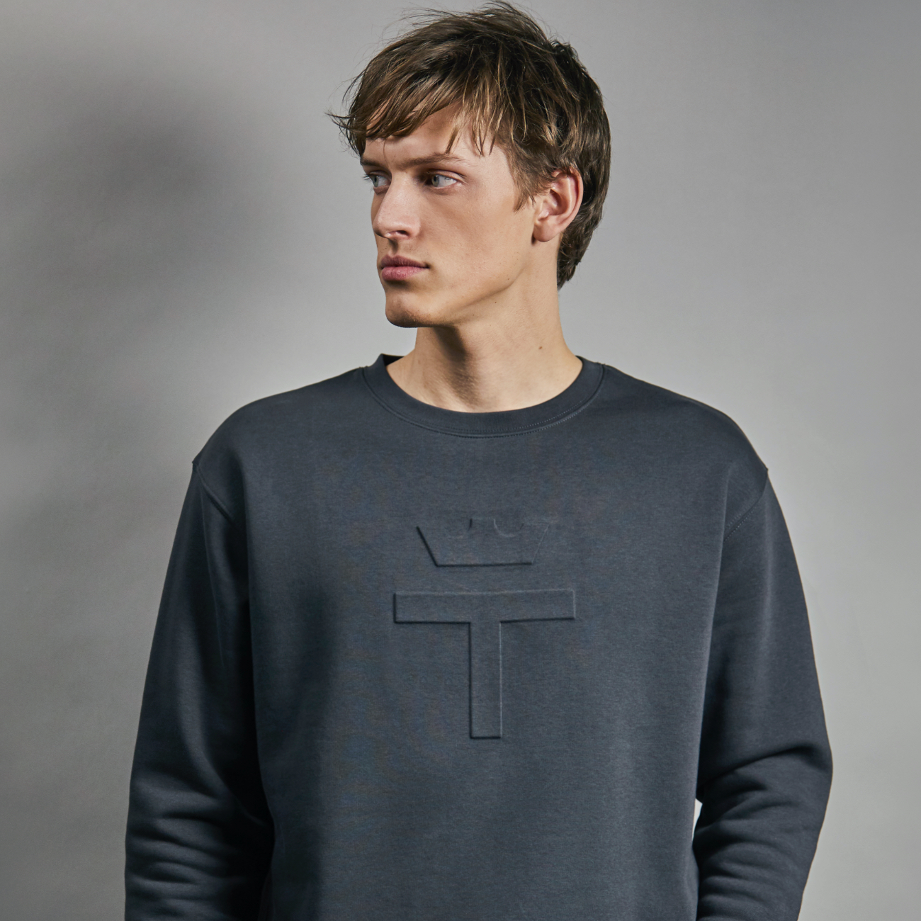 Crown Heavy Sweatshirt