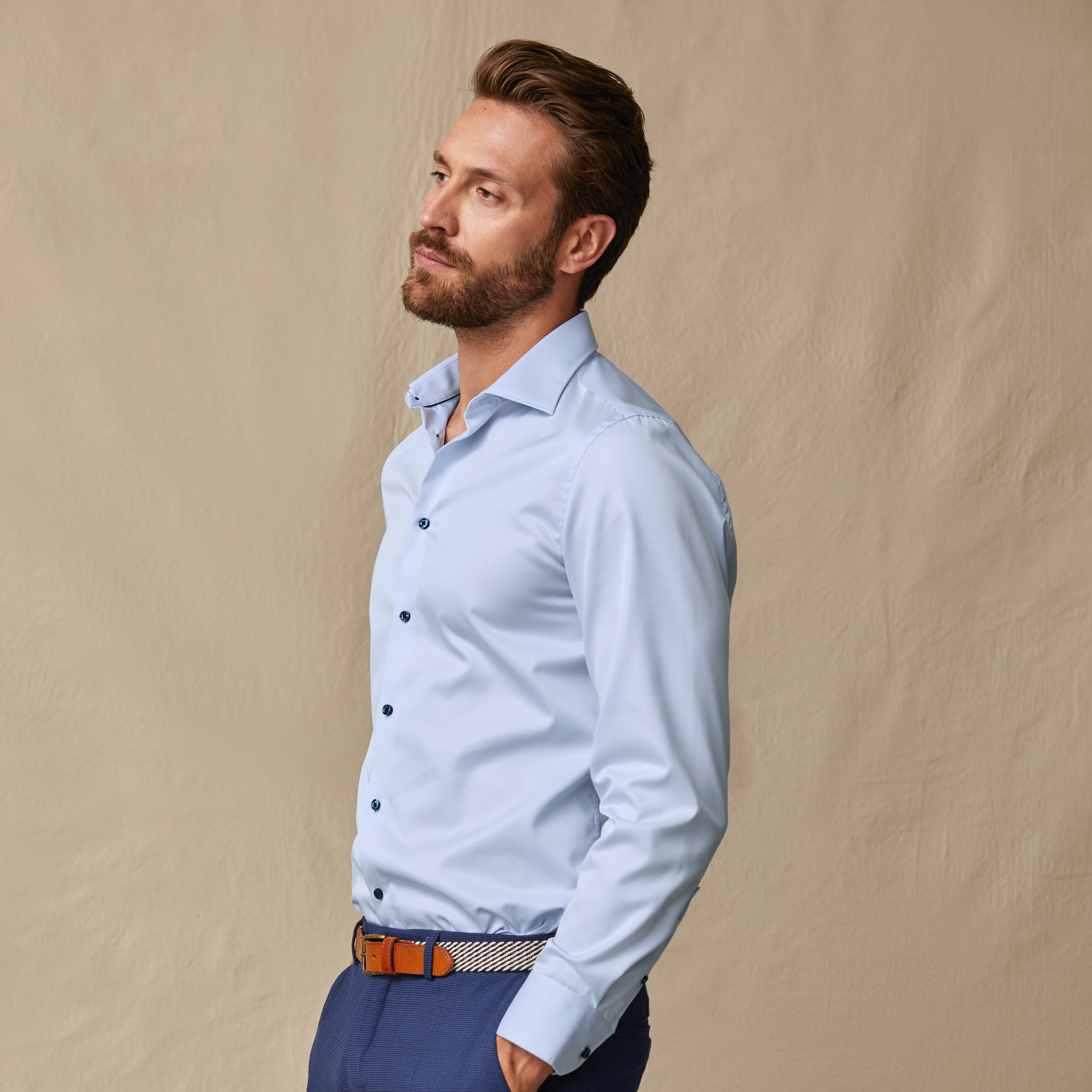 Classic Luxury Shirt Slim Fit