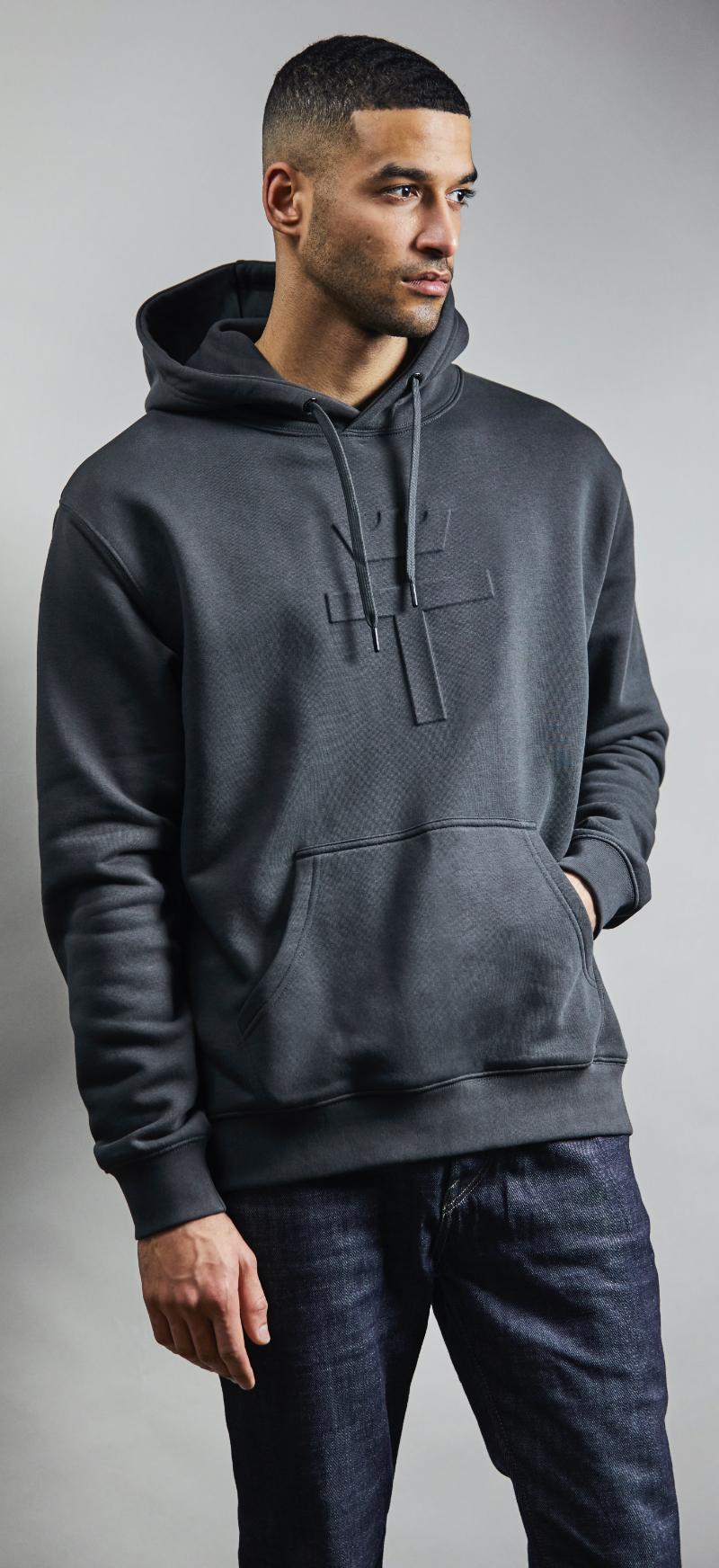 Crown Hooded Sweatshirt