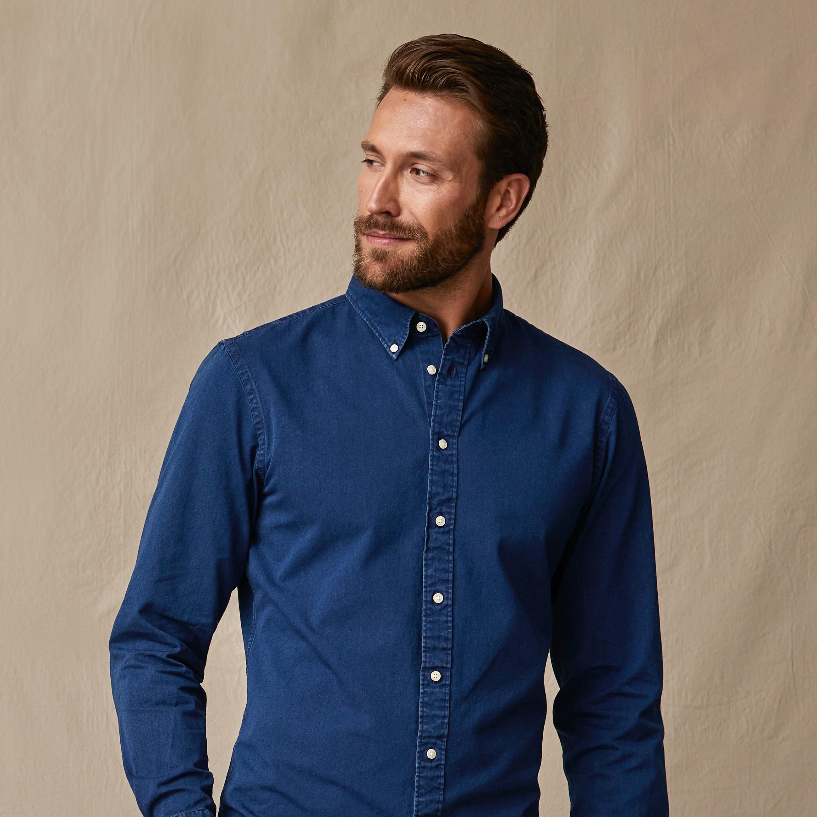 Classic Casual Twill Shirt